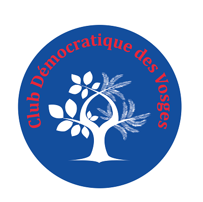 Logo Club Démocratique des Vosges